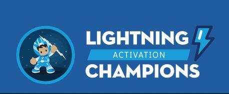 Became Lighting Activation Champion