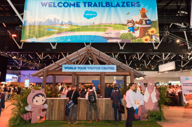 Salesforce World Tour Almost Here!!!
