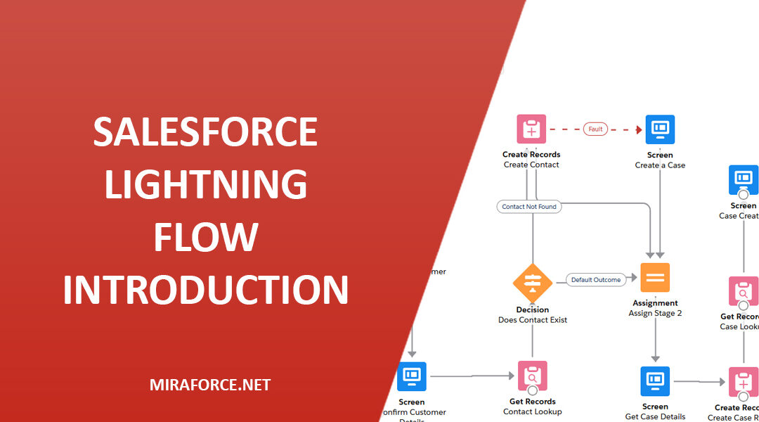 Salesforce Lightning Flow Introduction